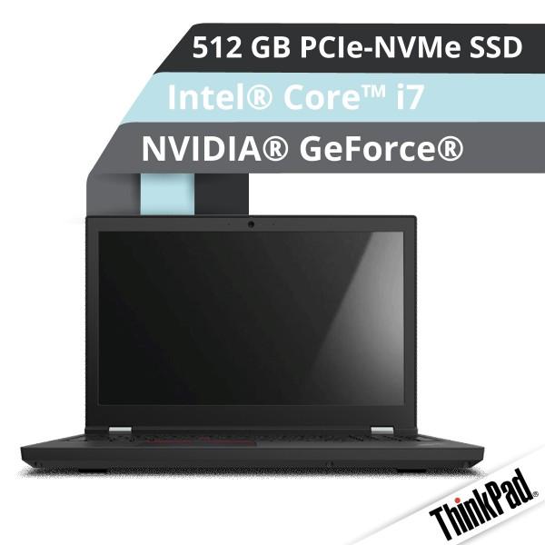 Lenovo™ ThinkPad® P15 (Gen.2) Notebook Modell 20YQ-0010
