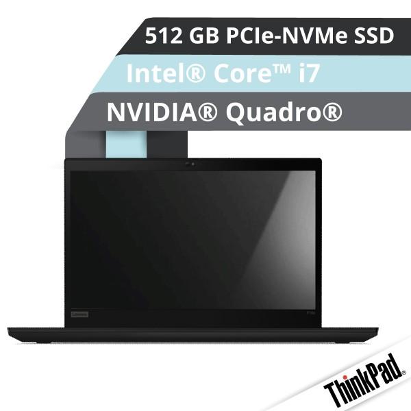Lenovo™ ThinkPad® P15s (Gen.2) Notebook Modell 20W6-0059