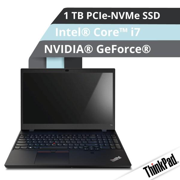 Lenovo™ ThinkPad® T15p Notebook Modell 20TN-0005