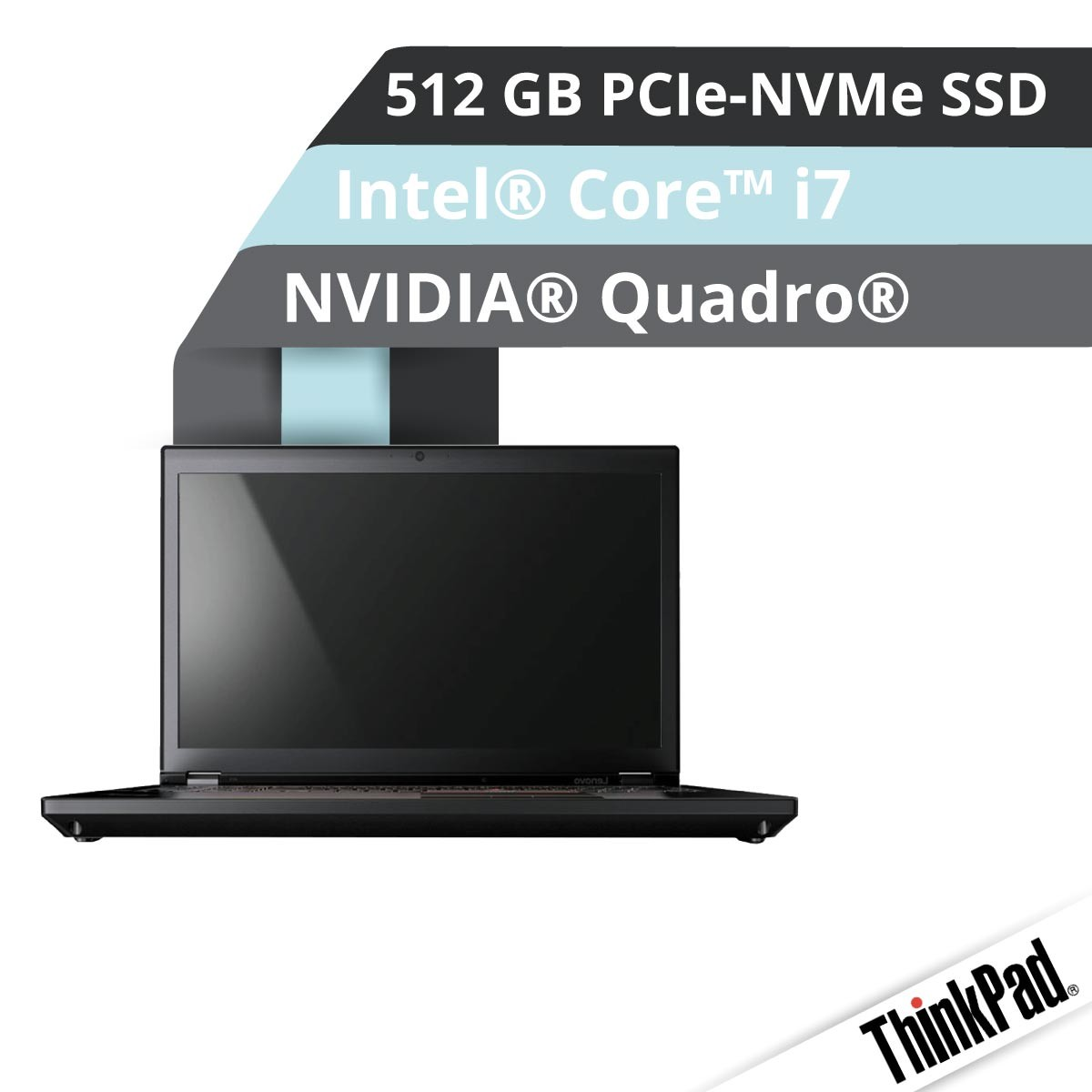 (EOL) Lenovo™ ThinkPad® P71 Workstation Modell 20HK-0003