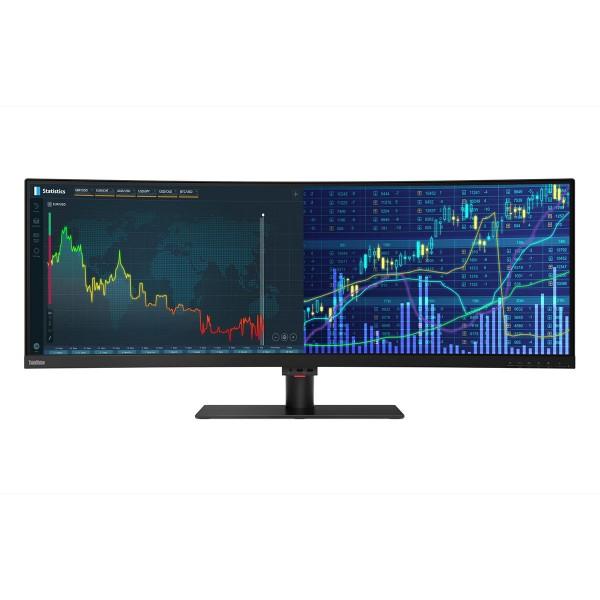 Lenovo™ ThinkVision® P44w Bildschirm Modell 61D9-RAT1