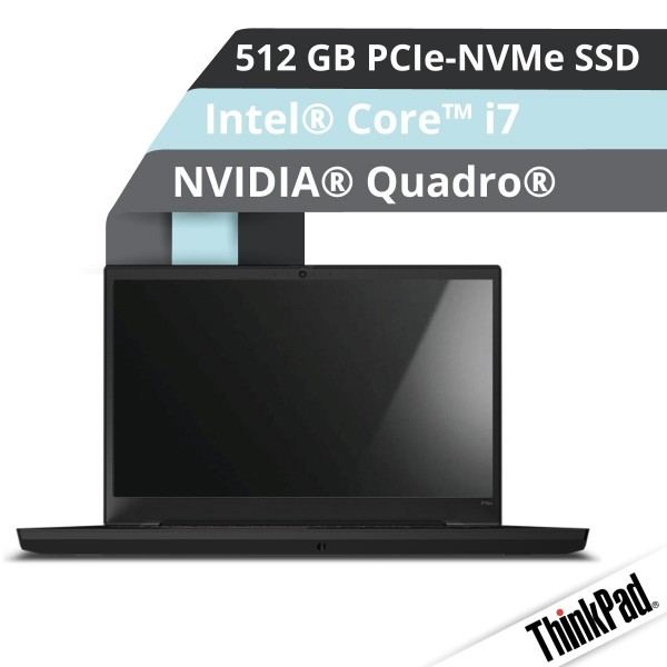 Lenovo™ ThinkPad® P15v Notebook Modell 20TQ-0048