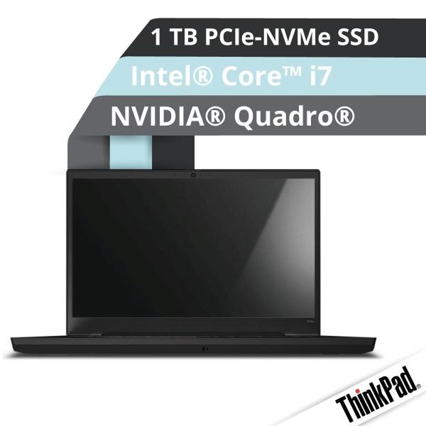 Lenovo™ ThinkPad® P15v Notebook Modell 20TQ-003R