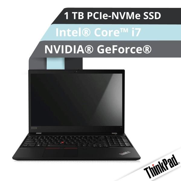 Lenovo™ ThinkPad® T15 (Gen.2) Notebook Modell 20W4-003W