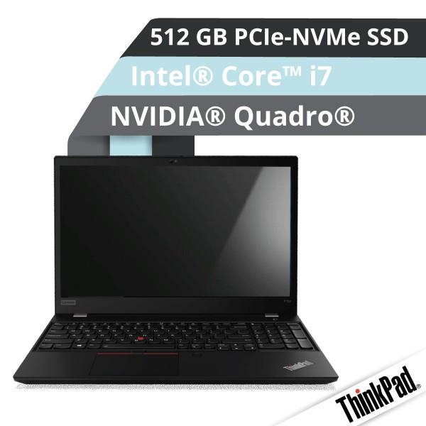 Lenovo™ ThinkPad® P15s Notebook Modell 20T4-000A