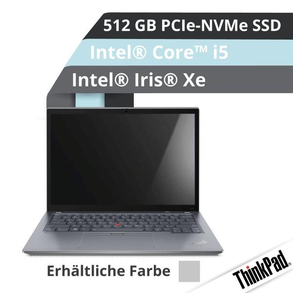 Lenovo™ ThinkPad® X13 Notebook (Gen.2) Modell 20WK-00AL (Grau)