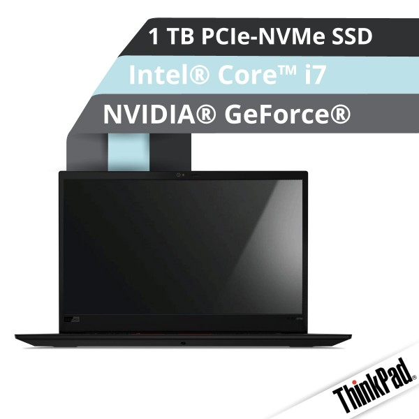 Lenovo™ ThinkPad® X1 Extreme Ultrabook Modell 20QV-00CN
