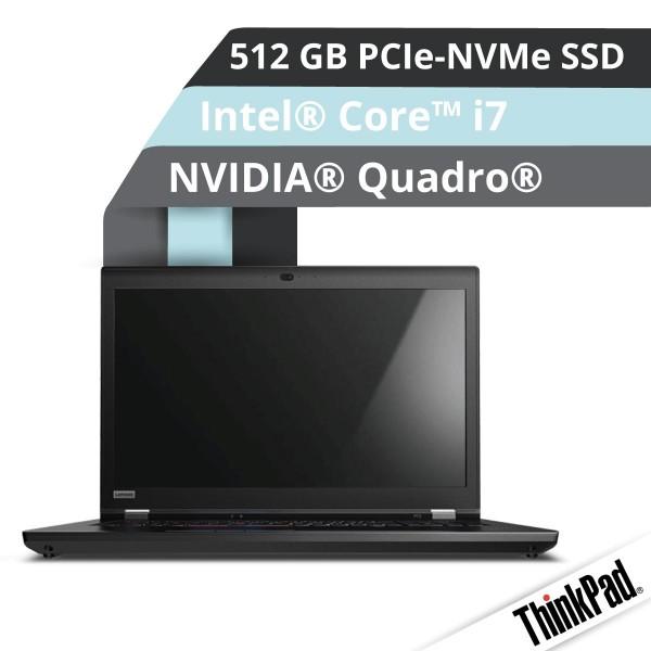 Lenovo™ ThinkPad® P73 Workstation Modell 20QR-002S