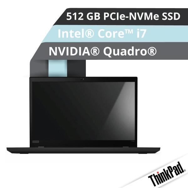 Lenovo™ ThinkPad® P53 Workstation Modell 20QN-000F