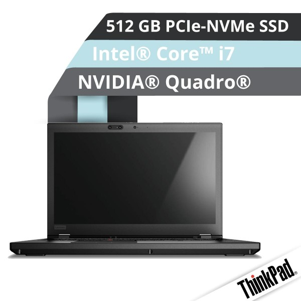 Lenovo™ ThinkPad® P52 Workstation Modell 20MA-S03N