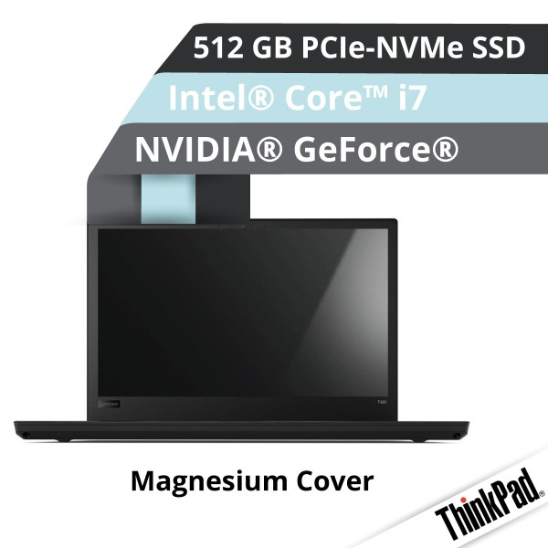 Lenovo™ ThinkPad® T580 Notebook Modell 20L9-0026