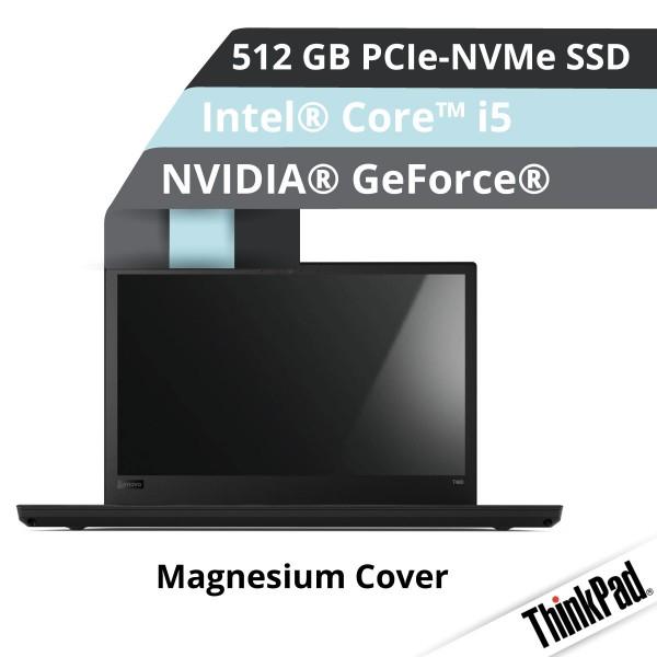Lenovo™ ThinkPad® T480 Notebook Modell 20L6-S01U