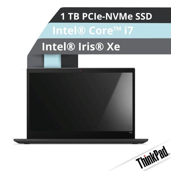 Lenovo™ ThinkPad® T14s (Gen.2) Notebook Modell 20WM-00AJ