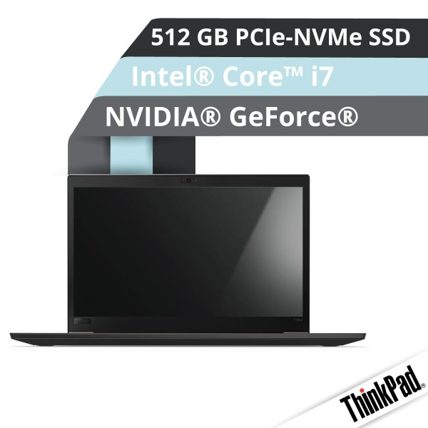 Lenovo™ ThinkPad® T480s Notebook Modell 20L8-S02E