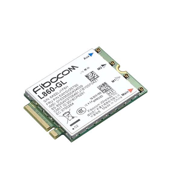 Lenovo™ ThinkPad® Fibocom L860-GL CAT16 M.2 WWAN Module