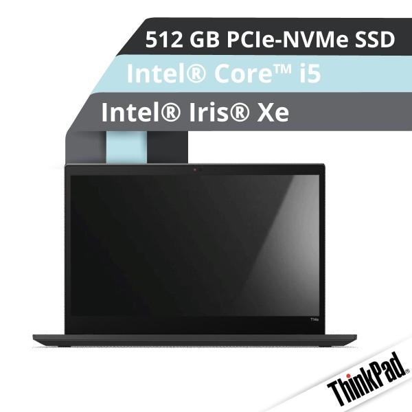 Lenovo™ ThinkPad® T14s (Gen.2) Notebook Modell 20WM-003B